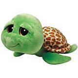 Beanie Boo Zippy Buddy - Schildkröte grün, 24cm