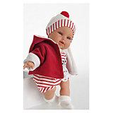 Кукла Рон в красном, 30 см., Munecas Antonio Juan