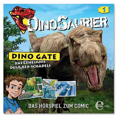 CD Dinosaurier - Dino Gate 01