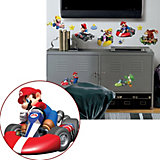 Wandsticker Nintendo Mario Kart Wii, 35-tlg.