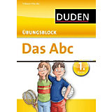 Duden - Das Abc, Übungsblock 1. Klasse