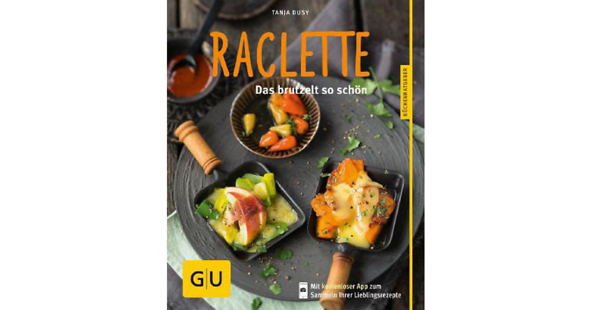 Buch - Raclette