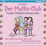 Der Muffin-Club: Freche Mädchen können alles, 1 Audio-CD