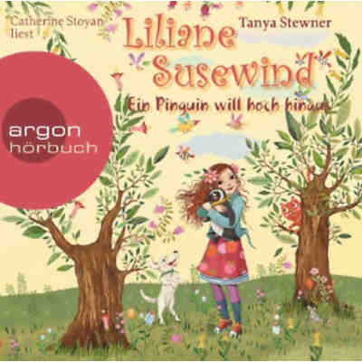 Liliane Susewind: Ein Pinguin will hoch hinaus, 2 Audio-CDs