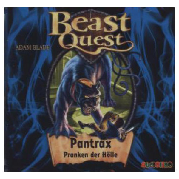 Beast Quest: Pantrax, Pranken der Hölle, 1 Audio-CD