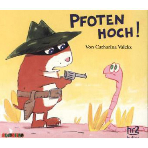 Pfoten hoch!, 1 Audio-CD