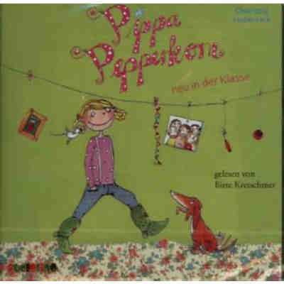 Pippa Pepperkorn: Neu in der Klasse, 1 Audio-CD
