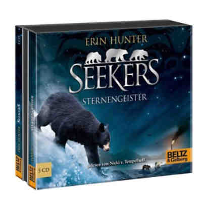 Seekers: Sternengeister, 5 Audio-CDs