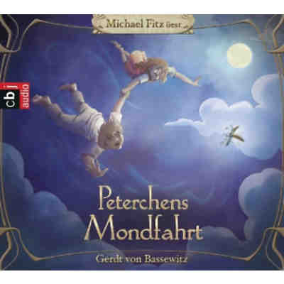 Peterchens Mondfahrt, 3 Audio-CDs