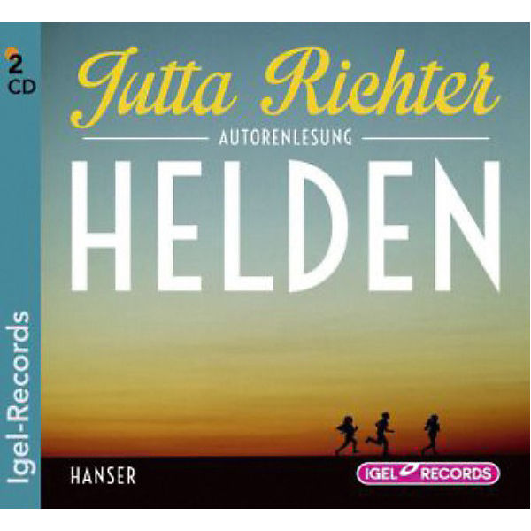 Helden, 2 Audio-CDs