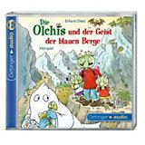Die Olchis und der Geist der blauen Bergen, 1 Audio-CD
