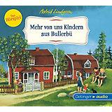 Mehr von uns Kindern aus Bullerbü - Das Hörspiel, 1 Audio-CD