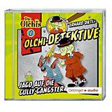 Olchi-Detektive - Jagd auf die Gully-Gangster, 1 Audio-CD