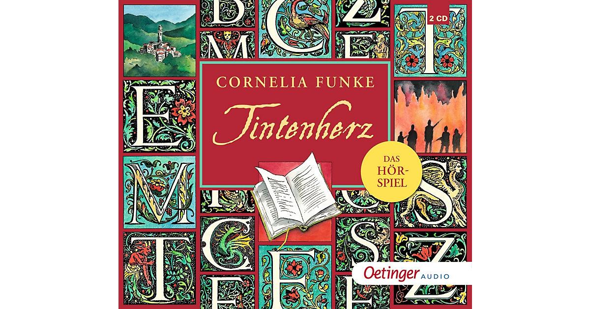 Tintenherz - Das Hörspiel, 2 Audio-CDs