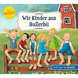 Wir Kinder aus Bullerbü - Das Hörspiel, 1 Audio-CD