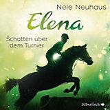 Elena, Ein Leben für Pferde: Schatten über dem Turnier, 1 Audio-CD