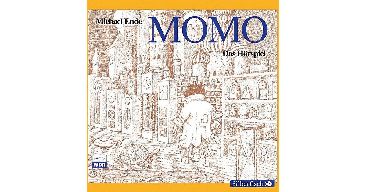 Momo - Das Hörspiel, 3 Audio-CDs