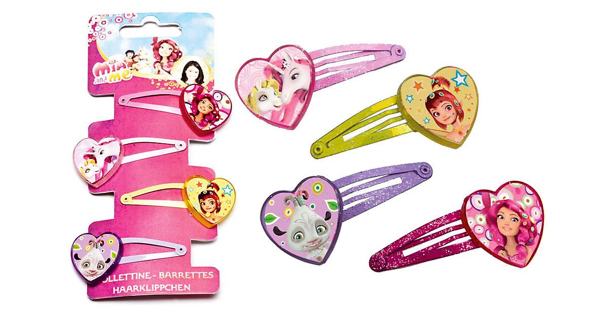 Haarclips Mia & Me Mädchen Kinder