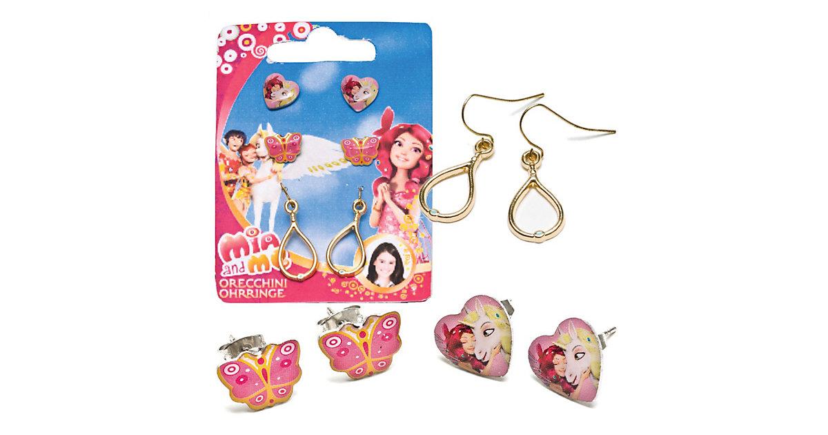 Ohrring Set Mia & Me Mädchen Kinder