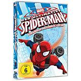DVD Marvel Der ultimative Spider-Man Volume 4: Ultimate Tech