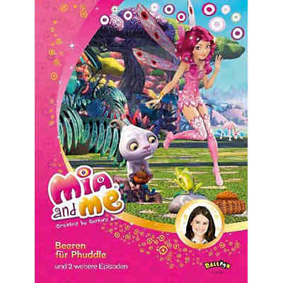 Mia and me: Beeren für Phuddle