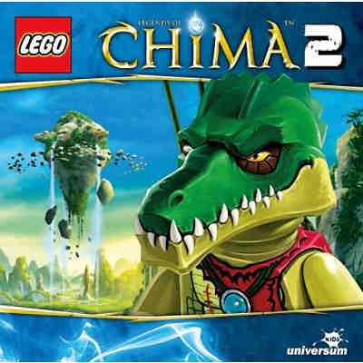 CD LEGO Chima 02 - Hindernisse