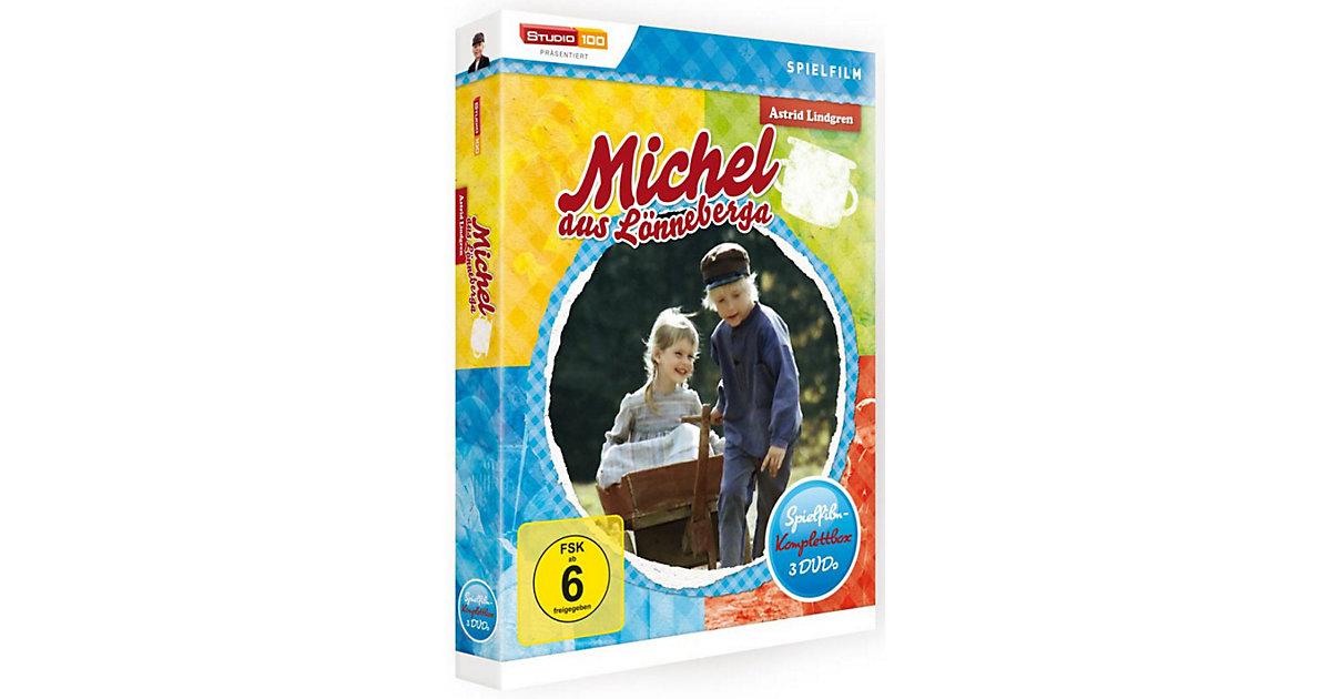 DVD Michel aus Lönneberga - Spielfilm Box