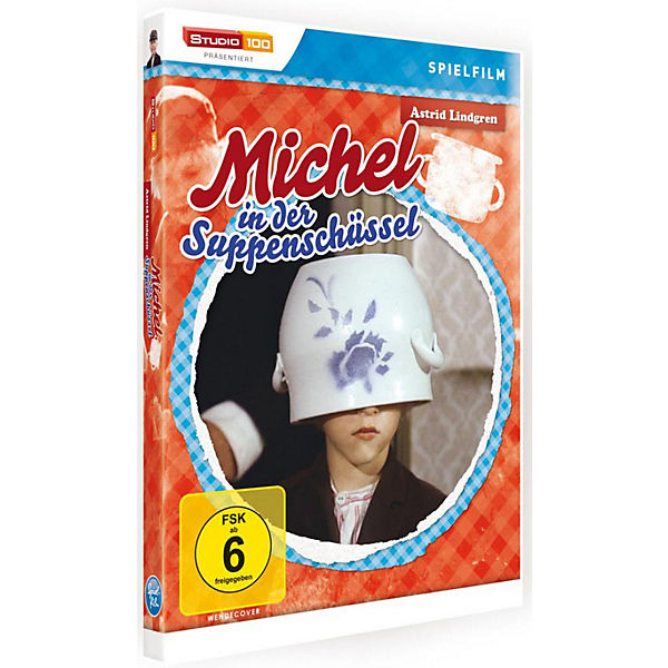 DVD Michel - in der Suppenschüssel
