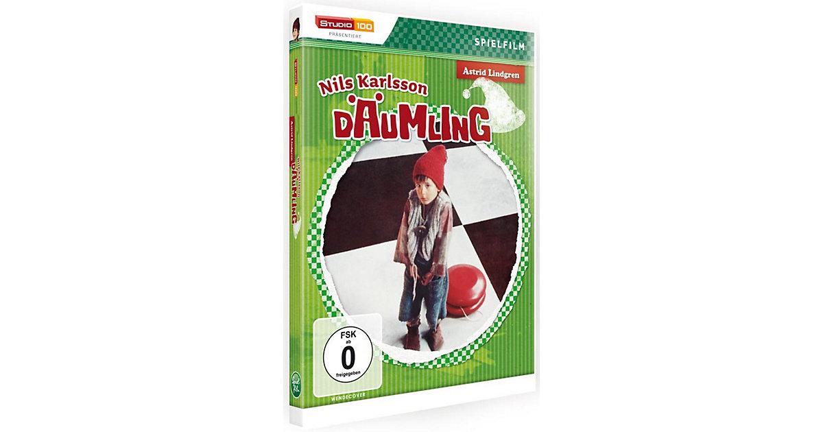 DVD Nils Karlsson Däumling