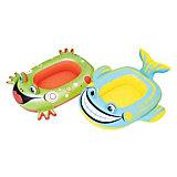 Badeboot Fisch, sortiert