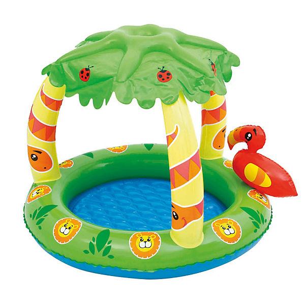 """Детский надувной бассейн """"Джунгли"""", Bestway"""