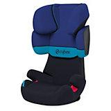 Auto-Kindersitz Solution X, Silver-Line, Blue Moon, 2016