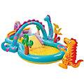 Детский игровой комплекс с бассейном