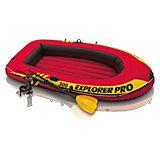 Надувная лодка Explorer Pro 300 , Intex
