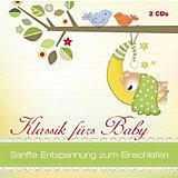 CD Klassik fürs Baby - Sanfte Entspannung zum Einschlafen (2 CDs)