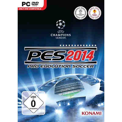 PC Pro Evolution Soccer 2014
