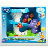 Обучающий слон с шариками, со звуком и светом, Vtech
