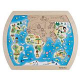Knopfpuzzle One World