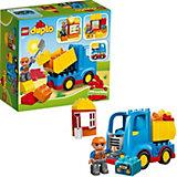 LEGO 10529 DUPLO: Lastwagen