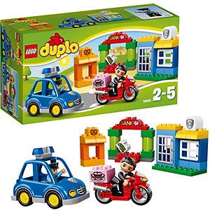 LEGO DUPLO 10532: Погоня за воришкой