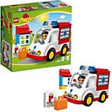 LEGO 10527 DUPLO: Krankenwagen