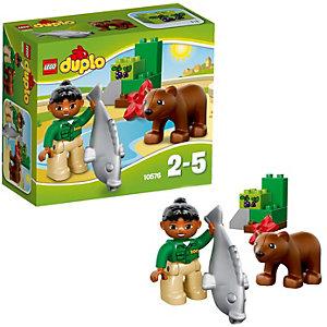 LEGO DUPLO 10576: Бурый медвежонок