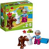 LEGO 10521 DUPLO: Baby-Kalb