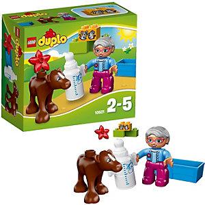 LEGO DUPLO 10521: Телёнок