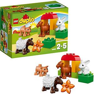 LEGO DUPLO 10522: Животные на ферме