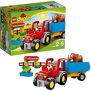 LEGO DUPLO 10524: Сельскохозяйственный трактор