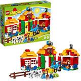 LEGO DUPLO 10525: Большая ферма