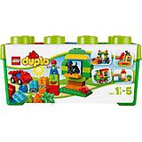 LEGO 10572 DUPLO: Große Steinbox