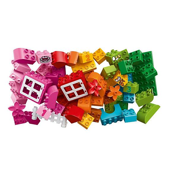 lego 10571 duplo gro e steinebox m dchen lego mytoys. Black Bedroom Furniture Sets. Home Design Ideas