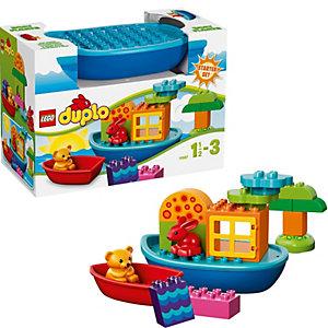 LEGO DUPLO 10567: Лодочка для малышей